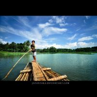 His name Ijan by Jayantara