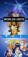 Worlds Unite- Promotional by isaacyeap