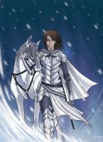 The White Knight by Sea-Dragon