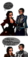 Inquisitor Best Friend by AlexielApril