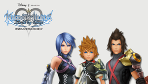 KH:BBS PSP Wallpaper by miiworld