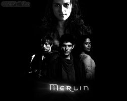 Merlin version 1 by MagicalPictureMaker