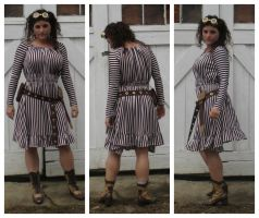 Susie the Tinkerer: Underdress by grg-costuming