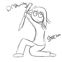 Drawing Steam: OFF by Youkah