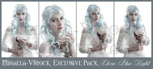 Elven Blue Light Pack by Mihaela-VStock