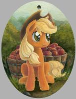 Apples by Maytee