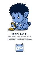 Bed Imp by EilSamaehl
