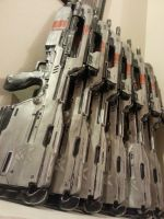 Battle Rifles!!! by Joseugai