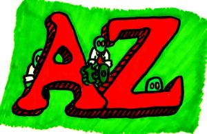 A to Z Challenge by libranchylde