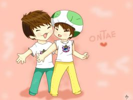 OnTae! by Camilapiplup