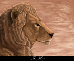 The King by Daga-W