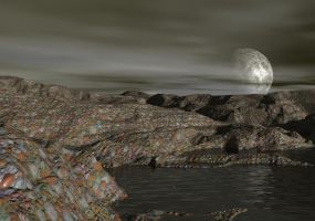 Moon From Other Planet by Topas2012