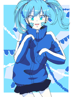 Ene Kagerou Days by ViktoriaWolf