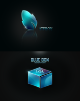 Ateron + Blue Box by Ratchet-5510