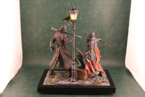 Assassin's Creed Syndicate Diorama. by Joker-laugh