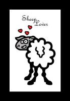 Sheep Lover. by floobity