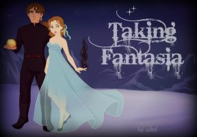 Taking Fantasia Cover - Jim and Wendy Edition by sultal-wf