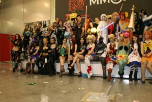 IGROMIR 2013 by LiSaCroft