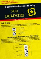 Voting For Dummies by canyonlord