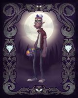 Hipster Horrors - Walter by tom-monster