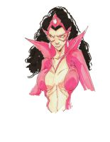 20 COMMISSION STAR SAPPHIRE by rantz