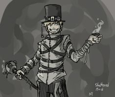 Shattered Hatter by This-Shattered-Mind