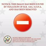 STOP SOPA by PCGOD1