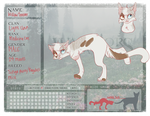 WH| WillowFeather | Medicine cat by Kimchiitazztic