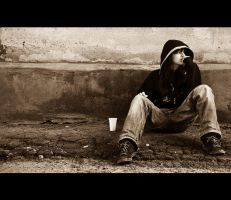 homeless. by tripinadva