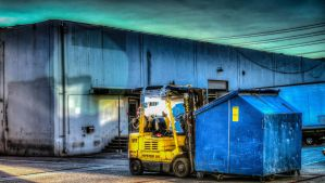 Forklift by mikytrance