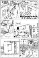 Amadora BD Comic contest p1 by erdna1