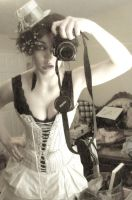 Photographer by VictorianVampiress