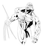 Anti-venom B_W by ruga-rell