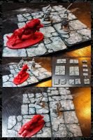 Dungeon Tiles by gedionki