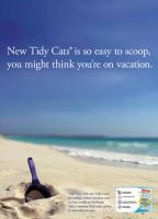 Tidy Cats Ad 2 by HappyLittleJen