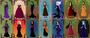 Real princess cosplay too by DaughterGothel