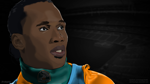 DROGBA by BOArtt