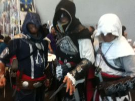ASSASSINS. by NYCAssassin