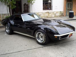 1969 Corvette Stingray 427 by Partywave