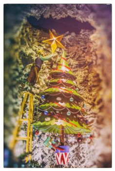 The Christmas Star by deepgrounduk