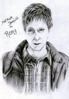 Doctor Who Arthur Darvill by Mizz-Depp