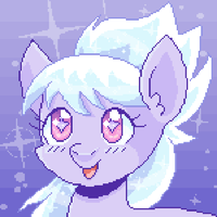 Cloudchaser Pixel Avatar! by SteveHoltisCool