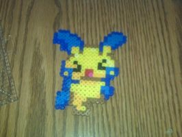 perler pokemon by katamariarcher