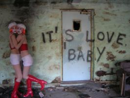 It's Love Baby by flagdemoness