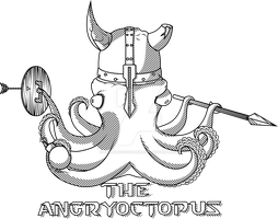 The Angryoctopus by 88angryoctopus88