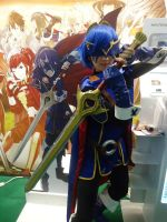 Cosplay: Marth/Lucina - Fire Emblem Awakening by Kehmy