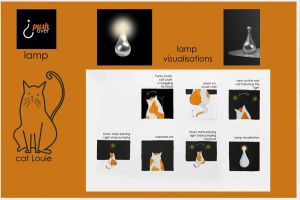 Pushoverlamp project by SoniaSh