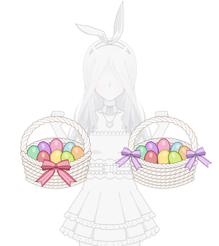 Easter Baskets [Kisekae Exports] by Idessa