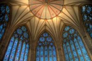 York Minster by mattrees64