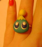 Chao Ring by delicioustrifle